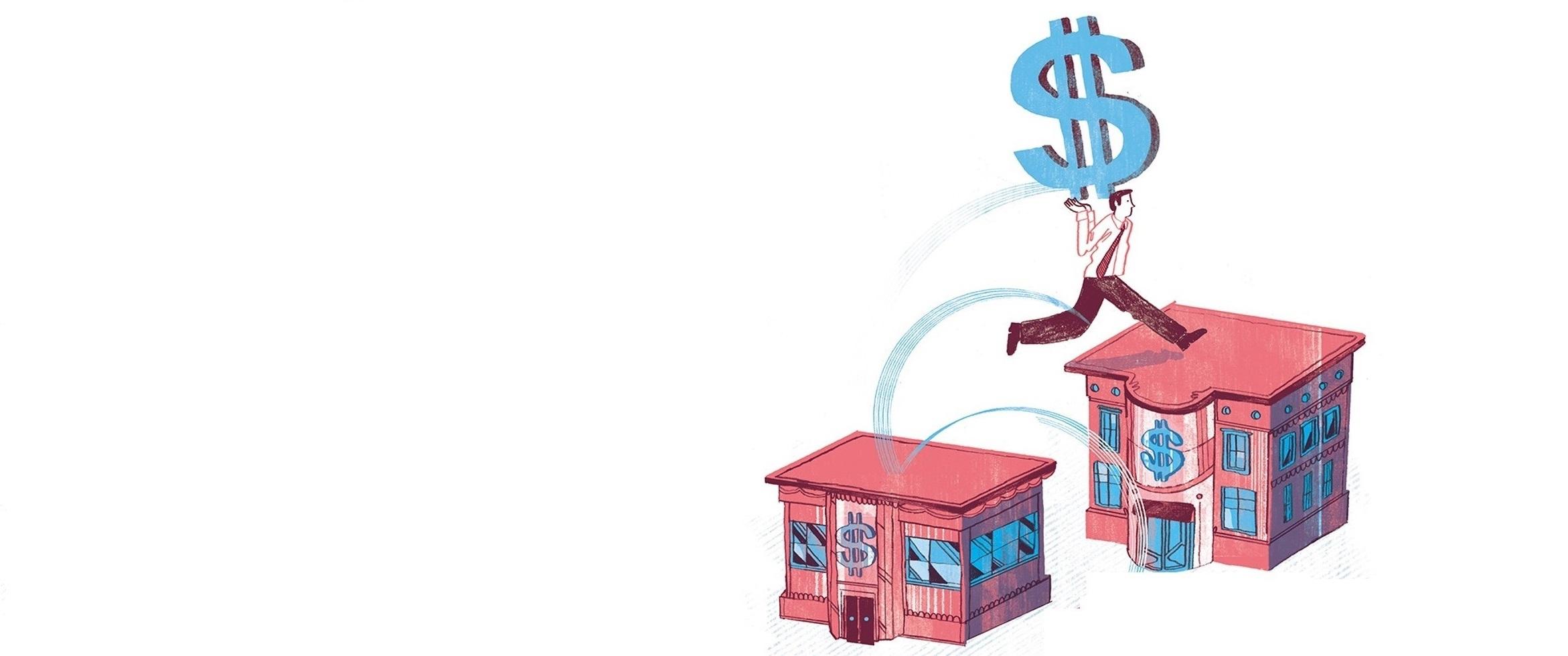 Mudança de banco pode reduzir taxa de financiamento