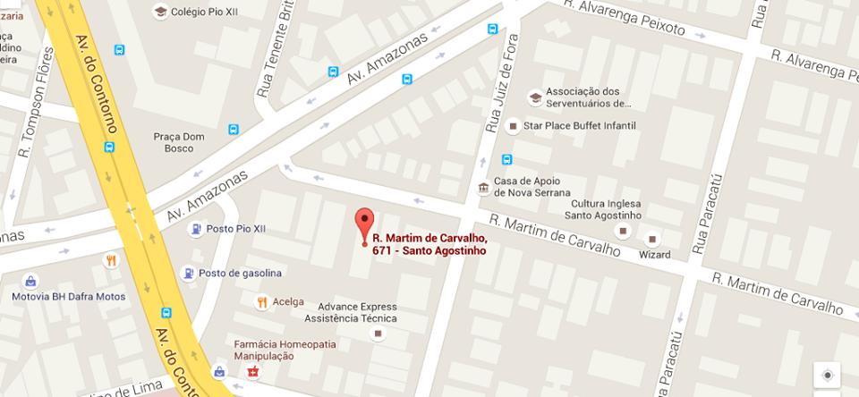 Sede da ABMH tem novo endereço