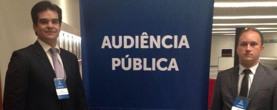 ABMH participa de debate em Brasília sobre cobrança de comissão na venda de imóvel
