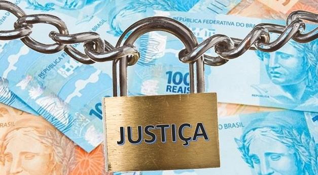 Tribunal de Justiça decide pelo bloqueio de parte do salário para pagamento de dívida